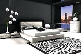 Modern Bedroom For Girls Modern Bedroom Ideas For Teenage Girls With Black  And White Zebra Carpet