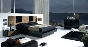 modern black bedroom furniture. Wonderful Black Modern Black Bedroom Set Sets  Furniture Lacquer   For Modern Black Bedroom Furniture