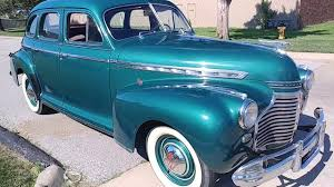1941 Chevy Special Deluxe Sedan for sale - YouTube