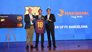 We did not find results for: Fc Barcelona Rakbank And Mastercard Join Hands To Launch A New Affinity Credit Card In The United Arab Emirates