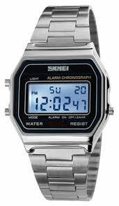 <b>Наручные часы</b> SKMEI 1123 (<b>silver</b>) — купить по выгодной цене ...