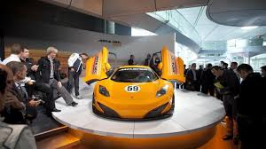 McLaren MP4-12C GT3 racer specs and price announced - less HP than ...
