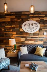 chic office design. Wide Eyes Paper Co Rustic Chic Office Design
