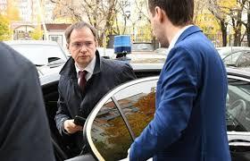 Мединский прибыл на заседание ВАК где будет рассмотрена его  Мединский прибыл на заседание ВАК где будет рассмотрена его диссертация