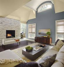 vaulted ceiling decorating ideas living room vaulted living room ideas homesfeed