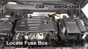 replace a fuse 2011 2016 buick regal 2011 buick regal cxl 2 0l replace a fuse 2011 2016 buick regal 2011 buick regal cxl 2 0l 4 cyl turbo flexfuel