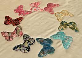 PATTERN : Butterfly Ring Raw Edge Applique Quilt Block or Pillow ... & PATTERN : Butterfly Ring Raw Edge Applique Quilt ... Adamdwight.com