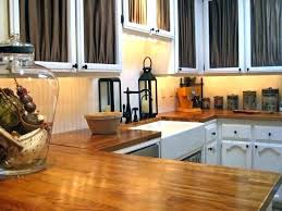 seal wood countertops excellent make wood kitchen