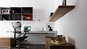 home office desks modern. Fascinating Modern Home Office Desks Computer White Desk  Shelves Laptop Chair Lamp Home Office Desks Modern E