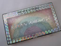 <b>Makeup Revolution Rainbow</b> Highlighter Review ...