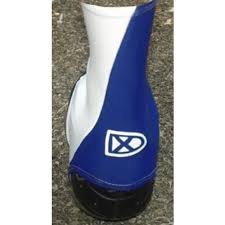 Cleat Cover Size Chart Dmaxx Two Tone Spats Football Cleat Covers