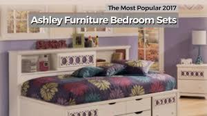 Ashley Furniture Bedroom Sets The Most Popular 2017