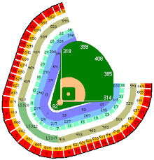 Si Yankee Stadium Seating Chart Yankee Stadium Seating Chart Game Information