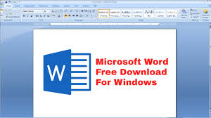 Microsoft Work Free Microsoft Word Free Download For Windows 10 8 7 Free