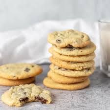 chocolate chip cookies without brown