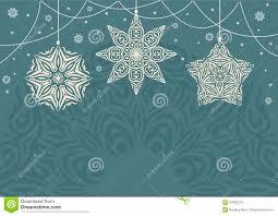 vintage snowflake background. Simple Vintage Retro Christmas Background With White Snowflakes On Blue Background And Vintage Snowflake Background