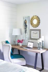 small desk home office. 4 home office updates peep these bloggersu0027 tips small desk t