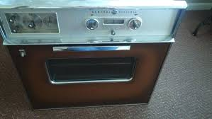 vintage electric stove wall ovens for 1959 general oven and top range