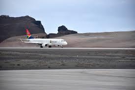 south africa repatriation flight st