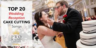 Late in the evening usually. Top 20 Wedding Reception Cake Cutting Songs Pro Sound Light Show