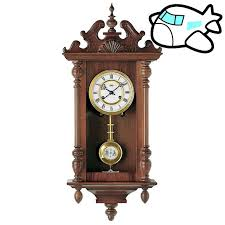 ams617 1 30 off delivery date 3 4 weeks ym ams617 1 made in ams wall clock pendulum clock machine type pendulum clock og fashion germany
