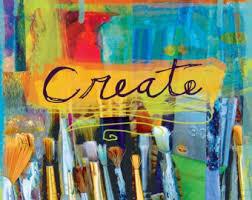 paint brushes and paint. art paint brushes and a