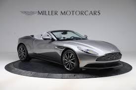 2020 Aston Martin Db11 Volante Convertible Miller Motorcars United States For Sale On Luxurypulse