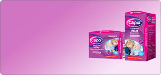 Complete The Chart Below By Analyzing And Labeling Ten Advertisements Calpol Infant Suspension