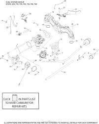 Kohler kt740 3044 hop 25 hp 18 61 kw parts diagram for fuel system rh jackssmallengines kohler generator wiring diagram 20 hp kohler charging system