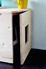 wooden cat box wooden cat litter box cover door wooden box cat bed