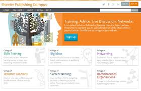 Your Free Online Elsevier Launches A Free Online Training Platform For Researchers