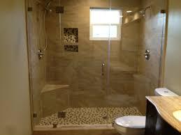 frameless shower glass doors in seamless glass shower doors