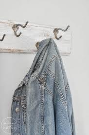 Anderson Coat Rack Mesmerizing DIY Rustic Coat Rack Makeover Anderson Grant