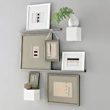 hanging picture frames with ribbon frame x collage set