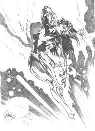 Drawings Of Phoenix The Drawings Of Steranko Dark Phoenix