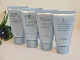 amazon 4 estee lauder take it away makeup remover lotion 4 x 1 fl oz beauty