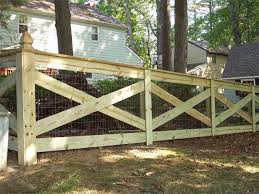 Ranch Style Wood Fence Designs Ranch And Farm Fence Gallery Farm