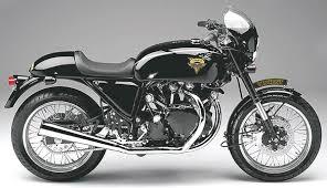 vincent hrd motorcycle lives on