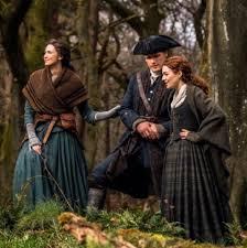 Family Fraser - Season 5 | Outlander costumes, Outlander season 4, Outlander