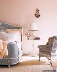Skylands: Guesthouse | Martha stewart, Wicker furniture and Lamp bases
