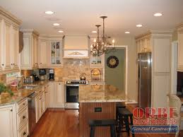 Kitchen Remodeling In Maryland Maryland General Contractor Does Kitchen Remodeling Washington Dc