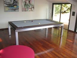 Floor Tables Pool Dining Tables With Modern Pool Table In Luminate Floor Design