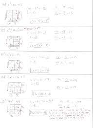 math worksheets pictures factoringksheet answers algebra ii quadratic equations matching activity 2nd grade interesting solving worksheet