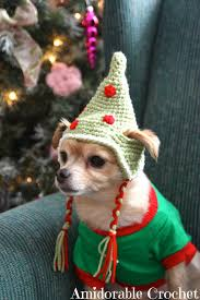 Crochet Dog Hat Pattern Beauteous These Free Crochet Patterns Will Give You The Best Dressed Dog In Town