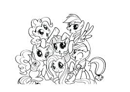 My Little Pony Friendship Is Magic Coloring Games Contentparkco