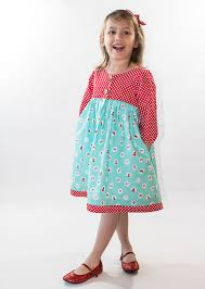 Patterns For Dresses Stunning Clementine Dress And Top For Girls 48 Months To 4848 Years Tie