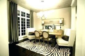 zebra print rugs brown area rug living room antique dining gold cowhide australia