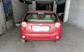 Chevrolet Spark Fuel Warning Light Used Chevrolet Spark 1 0 Ls In Hyderabad 2009 Model India