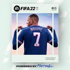 FIFA 22 Cover – FIFPlay