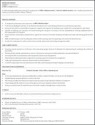 Office Assistant Resume Sample – Armni.co